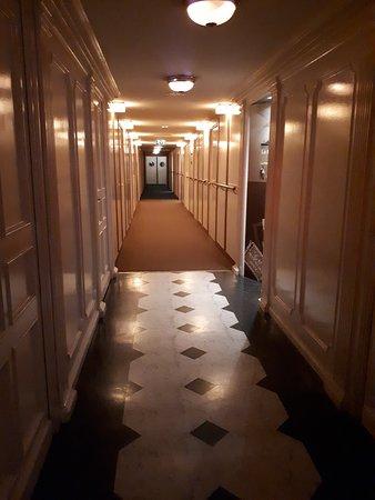 Escal'Atlantic: Couloir