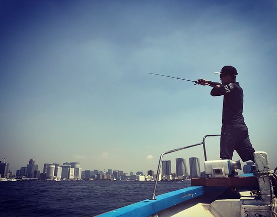 Azumabashi, اليابان: 東京のルアー船