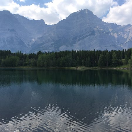 Kananaskis Country, Kanada: Quiet area not far from Highway 40.