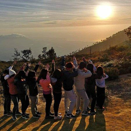 Bondowoso, إندونيسيا: Mt. Ijen