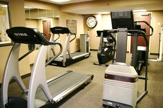 Brookhaven, GA: Health club