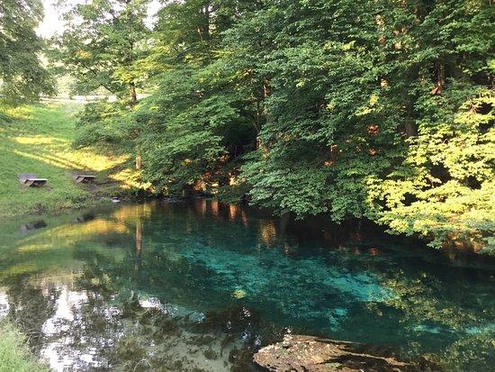 Naturdenkmal Blaue Quelle