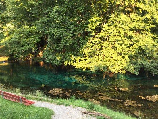 Erl, Østerrike: Blaue Quelle