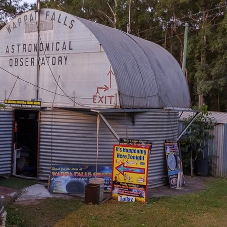 Wappa Falls Astronomical Observatory