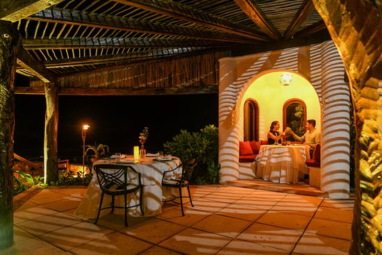 Pavo Real by the Sea: Pergola