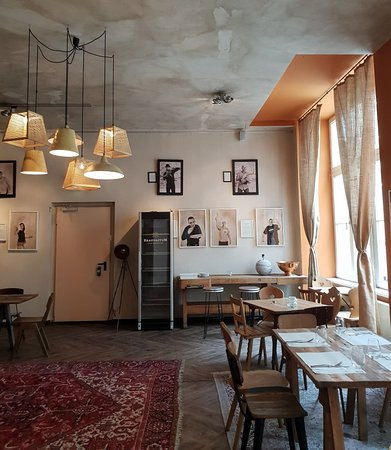 Meisterstueck: Great bar