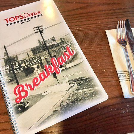 写真Tops Diner枚