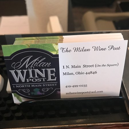 The Milan Wine Post
