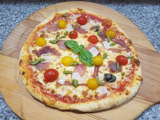 Pizza 721: Pizza Petit Coeur