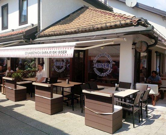 Cevabdzinica Sarajevski Biser Sarajevo Restaurant Reviews