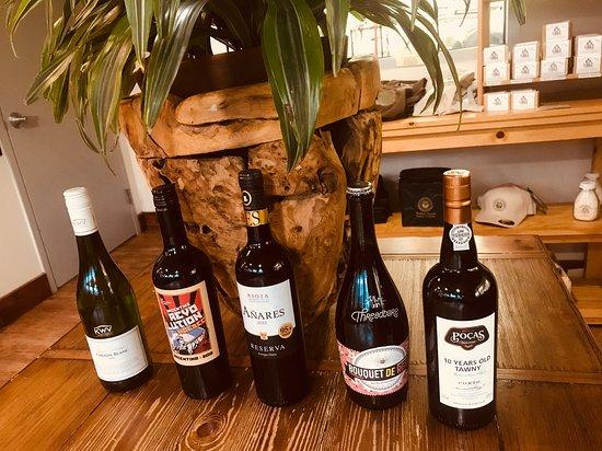 Accident, Мэриленд: The wines