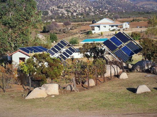 Baja California Norte, Μεξικό: Sistema Solar