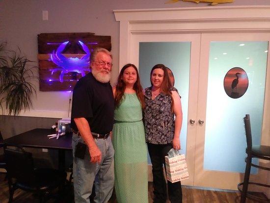 Poquoson, VA: Birthday 🎉 celebration of our sweet daughter!