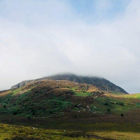 Gwynedd, UK: Arenig Fawr and Arenig Reservoir
