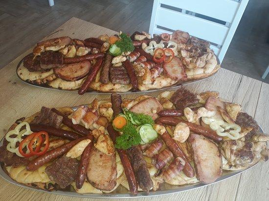 Laktasi, Bosnia and Herzegovina: Odlicna hrana