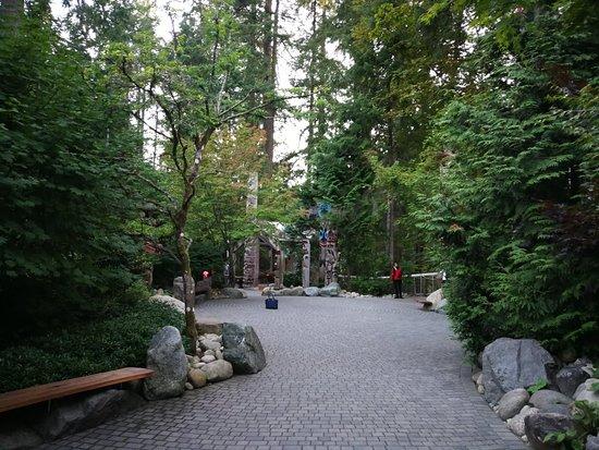 North Vancouver, Canadá: Capilano Suspension Bridge Park