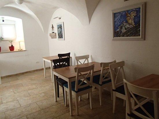 Azur Dubrovnik: Indoor dining, Azur restaurant