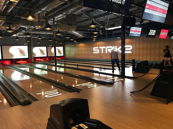 Strike Bowling Castle Towers