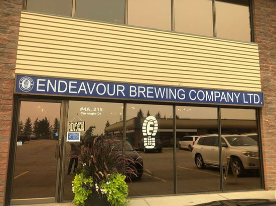 Endeavour Brewing