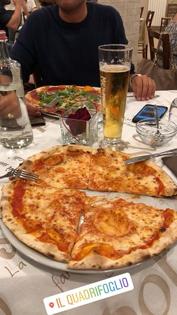 Cassano Spinola, Италия: LA NOSTRA PIZZA