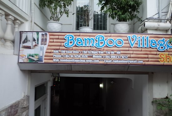 Bamboo Village Shop