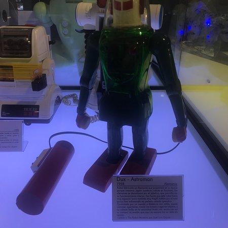 robot pollo anatra hook up