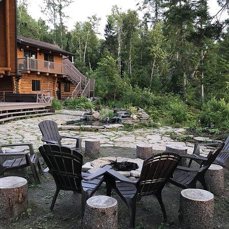 Sainte-Monique, Canada: Gîte situé dans un endroit très calme. A proximité du parc national de Taillon. En pleine nature