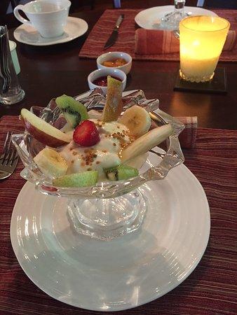 Danville, Kanada: Breakfast starters