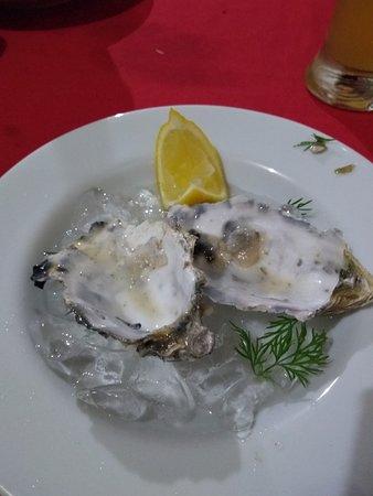Paracambi, RJ: Ostras deliciosas. Como antes de tirar a foto, haha