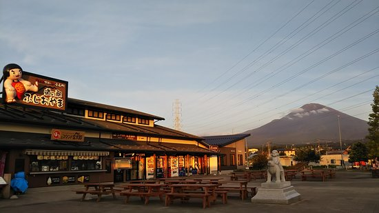 Michi no Eki Fujioyama