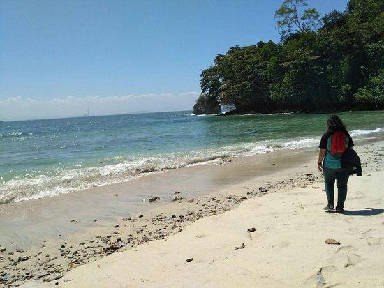 Cilacap, Indonesia: pantaiiii