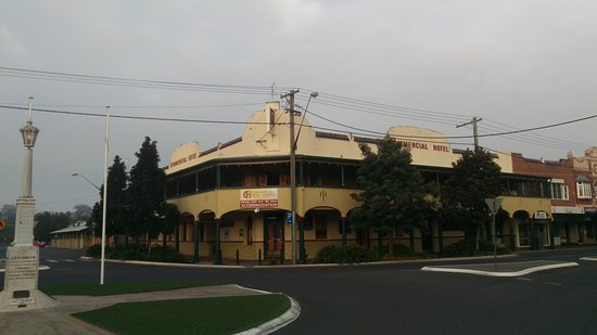 Casino, Australia: Outside