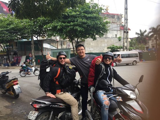Motorcycle Rental Lao Cai