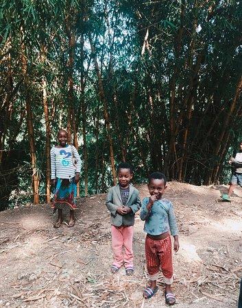 Rubavu, Rwanda: On the way to Musasa
