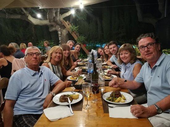 Albons, إسبانيا: Restaurant Ca La Nati