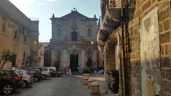 Taranto Catherdral - Duomo of San Cataldo: Cattedrale di Taranto - Duomo di San Cataldo