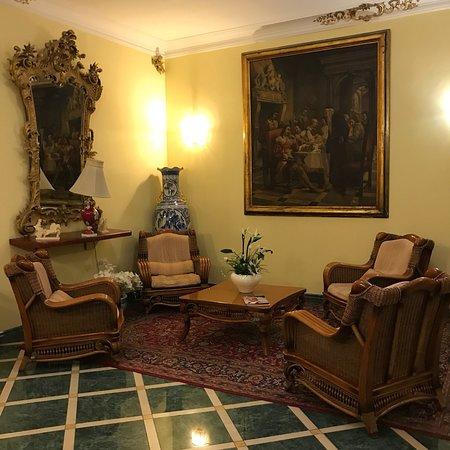 Hotel Impero: Холл 1го этажа