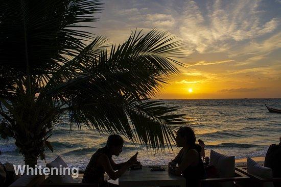 Whitening Sairee: Sunset