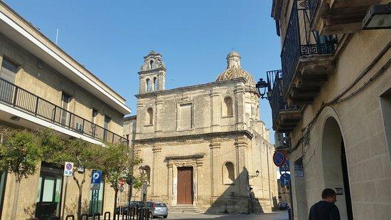 Francavilla Fontana, Ιταλία: Chiesa di San Sebastiano