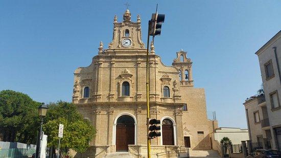 Francavilla Fontana, Włochy: Chiesa dello Spirito Santo