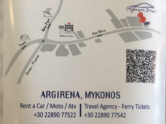Mykonos Drivers