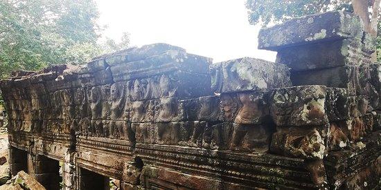 Banteay Chhmar, Камбоджа: Bas-reliefs