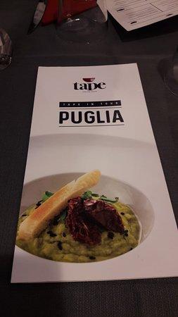 Gerenzano, Italy: menu mensile