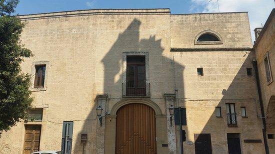 Oria, Itália: Palazzo Vescovile