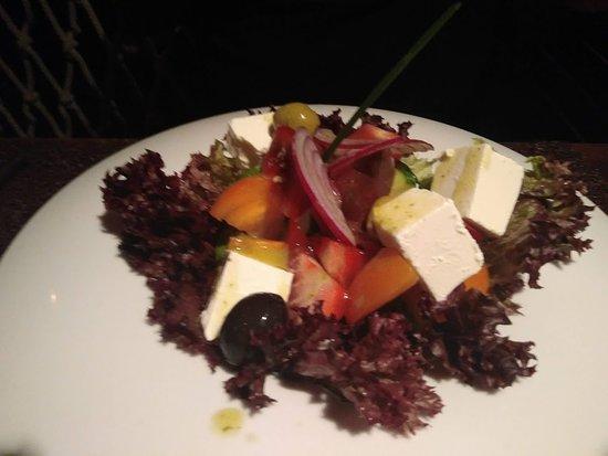 Vorzel, Ukraine: Греческий салат