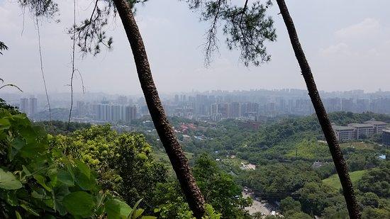 Geyue Mountain Forest Park