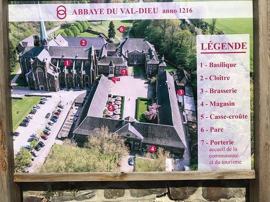 Aubel, Βέλγιο: Val-Dieu Abbey