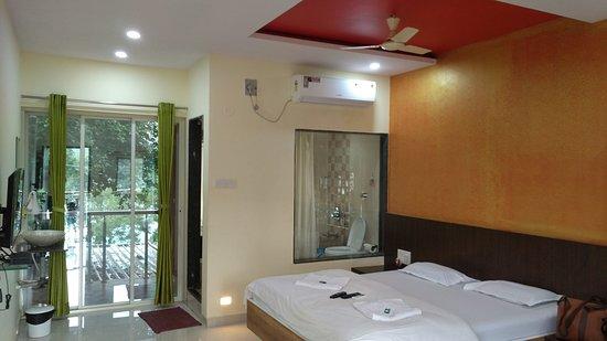Tapola, الهند: My Room