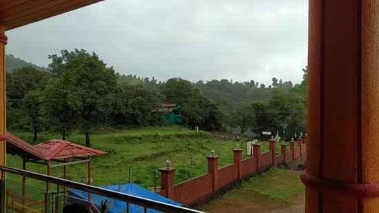 Tapola, Индия: View from my room