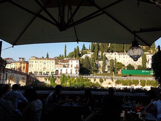 Photo1 Jpg Picture Of Terrazza Bar Al Ponte Verona